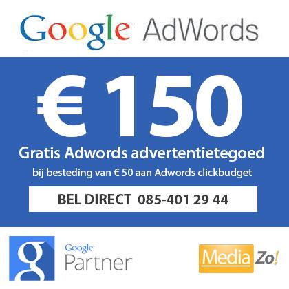 Profiteer van gratis advertentietegoed in Google Adwords