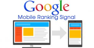 Mobielvriendelijke websites vanaf 21 april hoger in Google